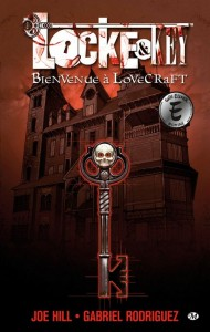 Locke & Key #1 : Bienvenue à Lovecraft de Joe Hill & Gabriel Rodriguez