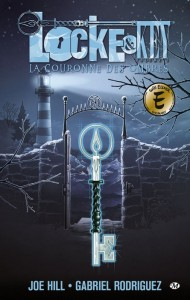 Locke & Key #3 : La Couronne des ombress de Joe Hill & Gabriel Rodriguez