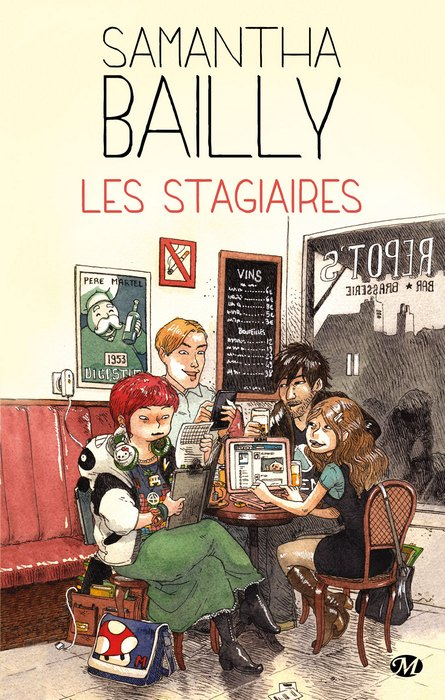 Les Stagiaires de Samantha Bailly