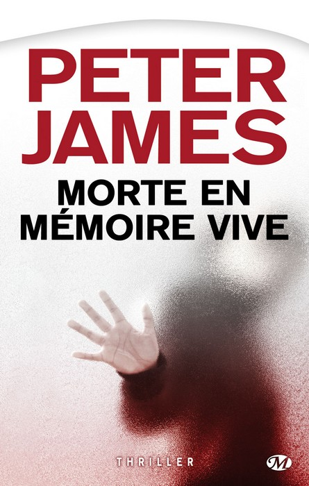 Morte en mémoire vive de Peter James