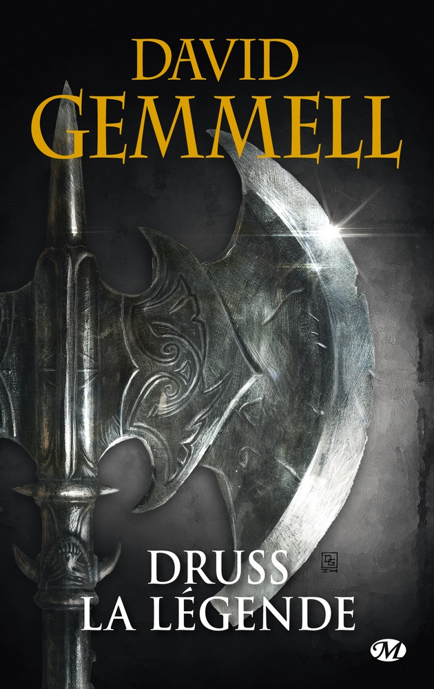 Druss la Légende de David Gemmell