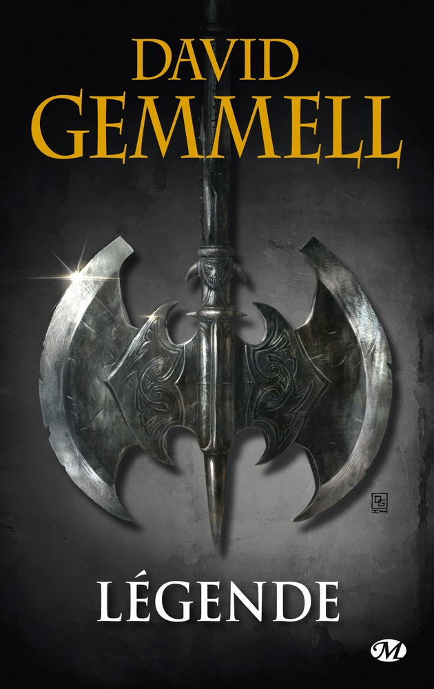 Légende de David Gemmell
