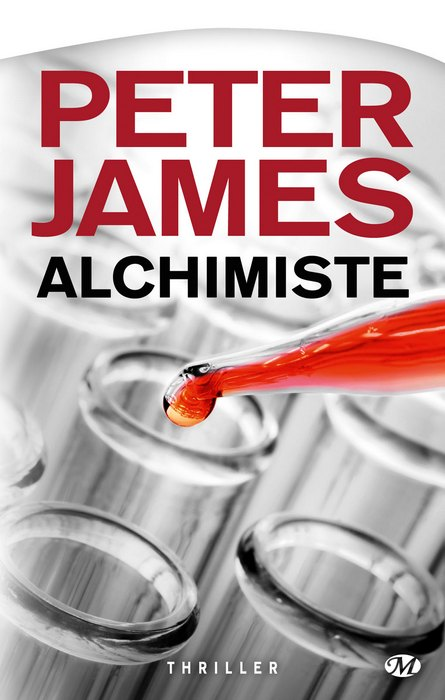Peter James - Alchimiste